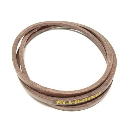 Belt Made to FSP Specifications with Kevlar Replaces Belt 754-04060, 954-04060, 954-04060A, 754-04060A, 954-04060B, 754-04060B MTD Cub Cadet Bolens Troy-Bilt Huskee Columbia White, Yard-Machine