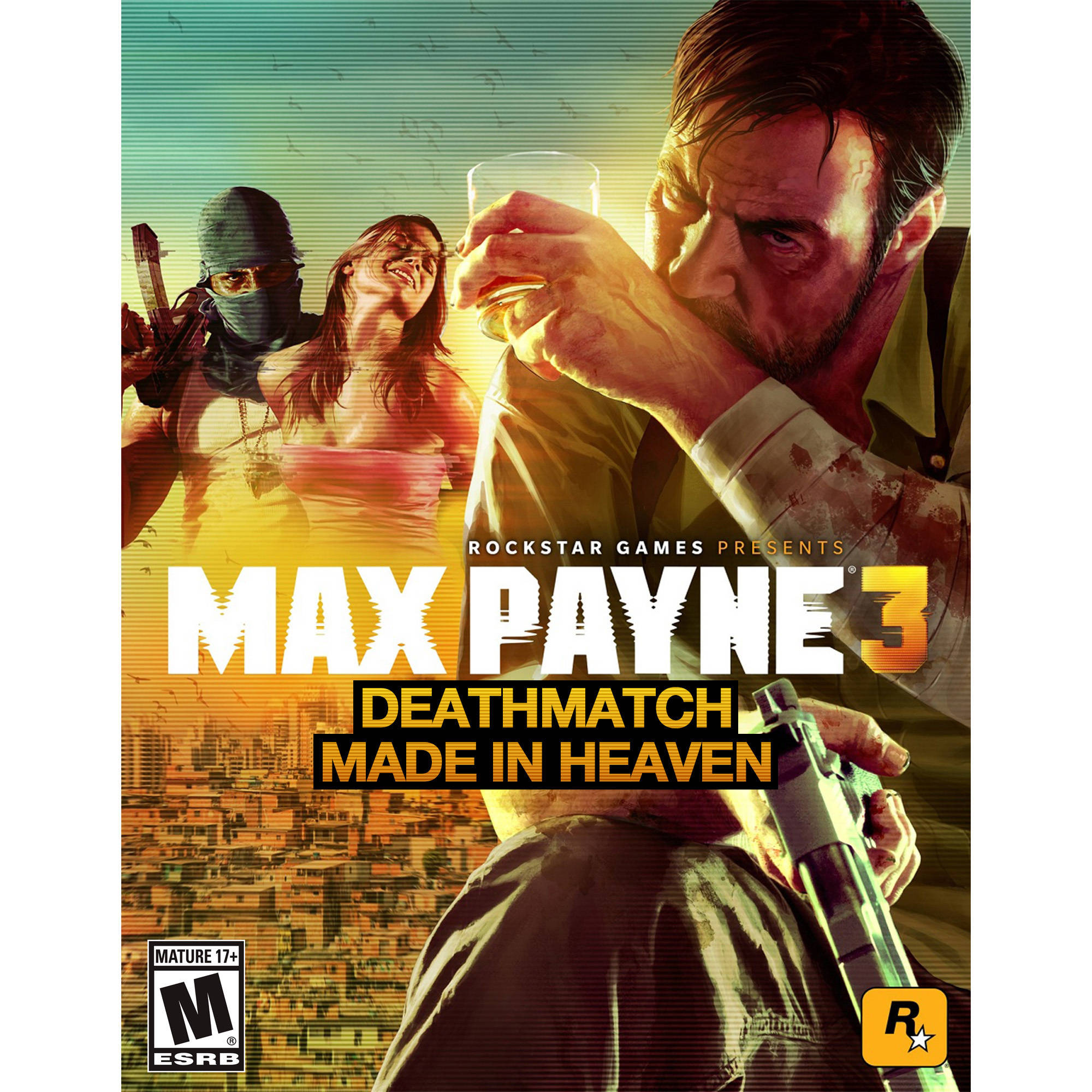 Max Payne 3 Deathmatch Made In Heaven (PC) (Digital Download)