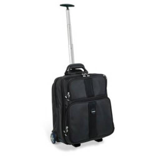 """Kensington Contour Overnight Laptop Roller Case, 15.6"""" - 17"""""""
