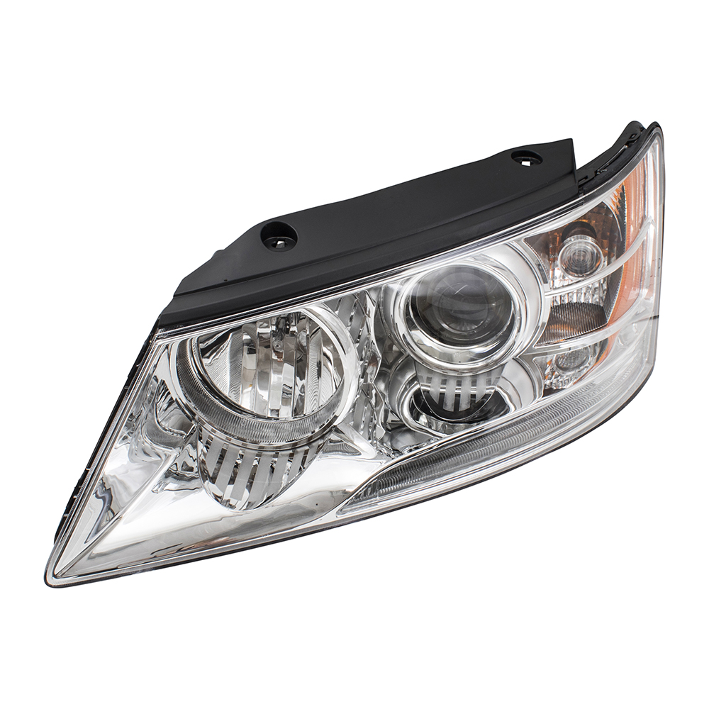 Drivers Headlight Headlamp Replacement for Hyundai 921010A500
