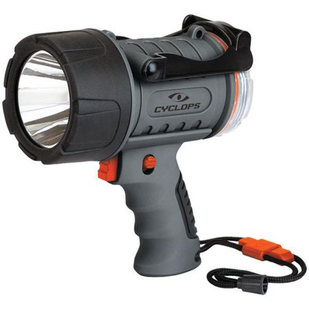 Cyclops CYC-300WP 300-Lumen Rechargeable Spotlight, Black - image 1 of 1