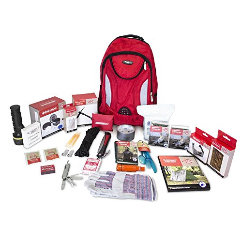 Winter & Snow Survival Emergency Kit by