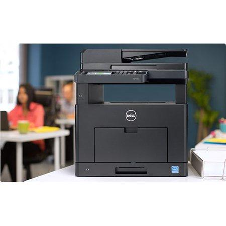 Dell H815DW Cloud Laser Multifunction Printer/Copier/Scanner/Fax Machine