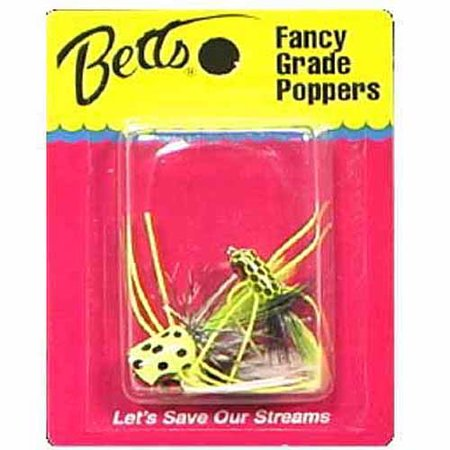 Betts Panfish Popper Value Pack