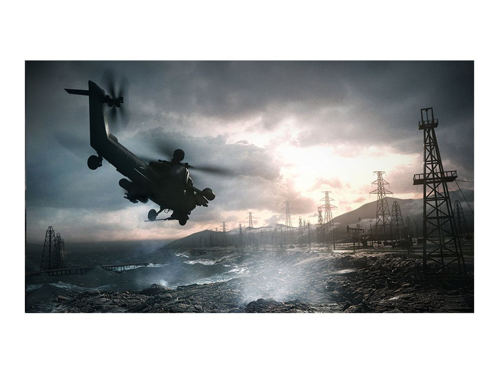 Battlefield 4 (Playstation 3) by Electronic Arts