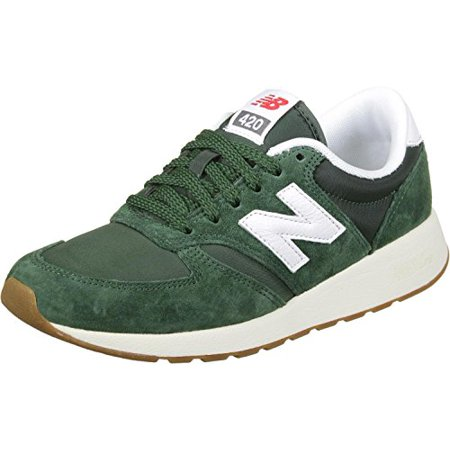 a6c5d935e078f New Balance - New Balance MRL420SF: 420 Re-Engineered Green White Mens  Running Sneakers (9 D(M) US Men, Green White) - Walmart.com