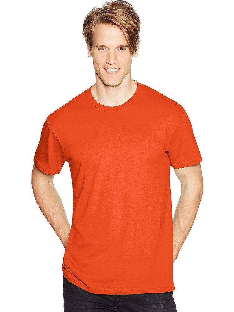 Hanes Men's Nano-T Ultra-light T-Shirt, Style 4980