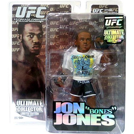 UFC Ultimate Collector Series 6 Jon Jones Action Figure [Limited Edition]