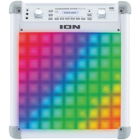 ION Audio IPK3 Karaoke Star Plus Karaoke Sound System ()