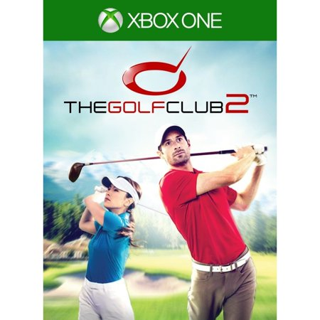 The Golf Club 2 for Xbox One rated E - Everyone