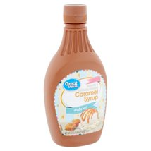 Honeys & Syrups: Great Value Flavored Syrups