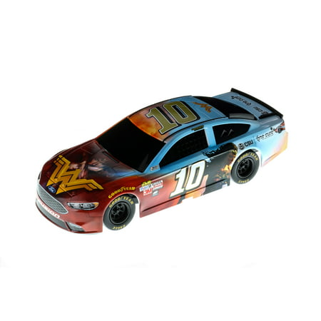 NASCAR Authentics 2017 Danica Patrick #10 Wonder Woman 1:24 Scale Lionel Racing Die-cast - Nascar Halloween Cars