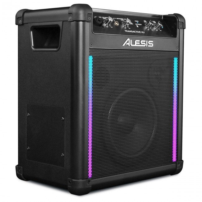 Alesis Transactive Wireless 2 Portable Bluetooth PA Sound System