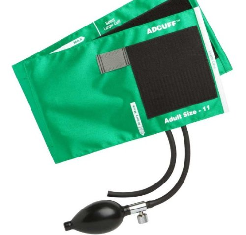 ADCUFF Inflation System, Adult, Dark Green ADC865-11ADG