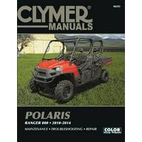 Clymer Polaris Ranger 800, 2010-2014 : Maintenance, Troubleshooting, Repair