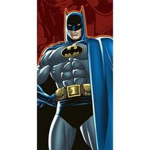 Batman Plastic Tablecover Table Cover - Red (Batman Table)