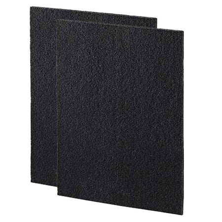C2 Activated Carbon Media Pad Cut-to-Fit Sponge Filter Foam Sheet for Aquarium Fish Tank Pond Reef Canister, Pack of 2