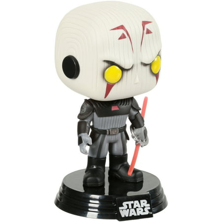Pop!® Star Wars Rebels™ The Inquisitor 166 Vinyl Bobble-Head](Inquisitor Lightsaber)