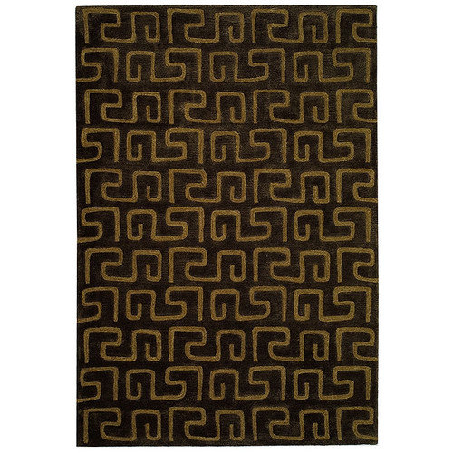 Safavieh Soho Brown/Gold Area Rug