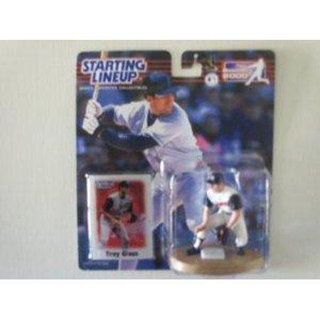 Troy Glaus Photo (Troy Glaus 2000 Starting Line Up [Toy])