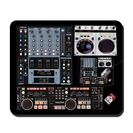 CafePress - Dj Mousepad... Digital Dj'S Best Friend - Non-slip Rubber Mousepad, Gaming Mouse