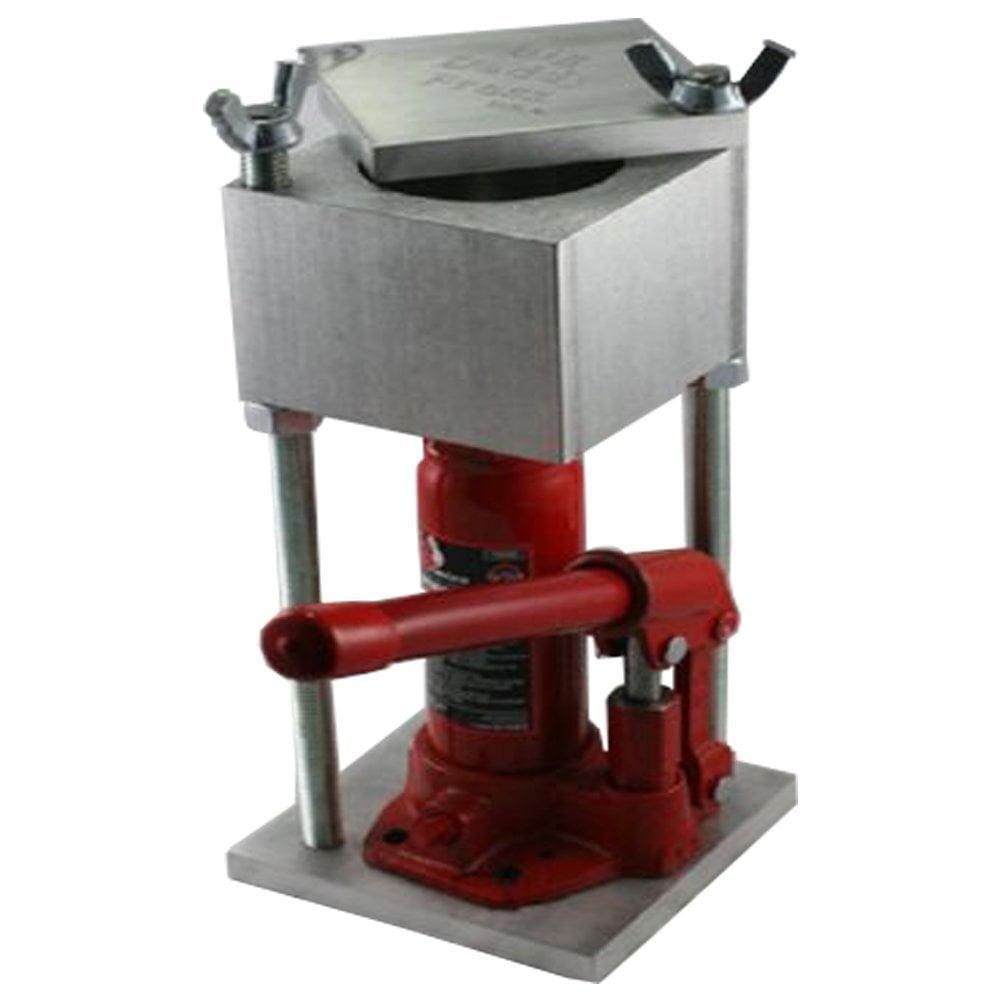 THE BIG DADDY PRESS, Original 2-Ton / 4,000 Lbs Hydraulic Cylinder Pollen Pressure