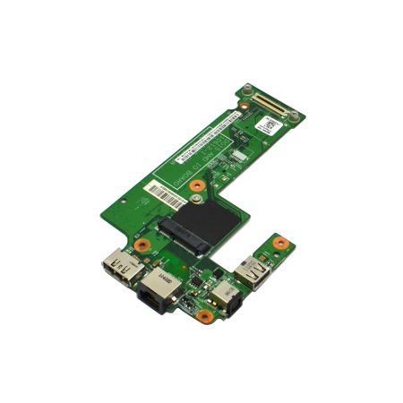 Dell Daughter Board (01YJPK CN-01YJPK 10612-1 Dell Inspiron M5010 Series USB Daughter Board 48.4HH20.011 USA I/O Boards- Video Audio USB IR DC TV PWR )