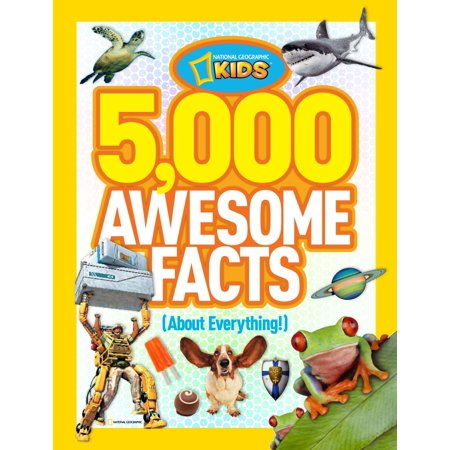 5,000 Awesome Facts (About Everything!) (True Facts About Halloween)
