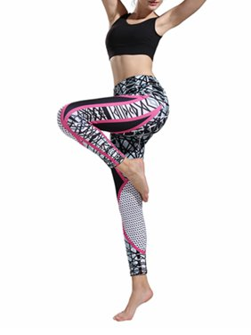 13025f2325c96 Product Image Women Athletic Gym Yoga Active Wear Hip Lift High Waist  Stretch Sports Running Pants Trousers Leggings
