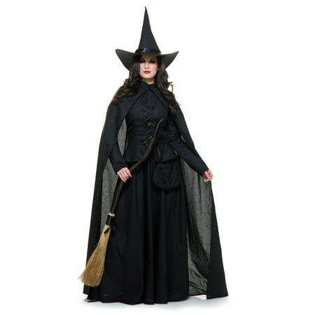 Halloween Wicked Witch Adult Costume - Halloween Witch Costume Ideas