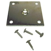 TRUE 830416 Castor or Leg Mounting Plate, T Series