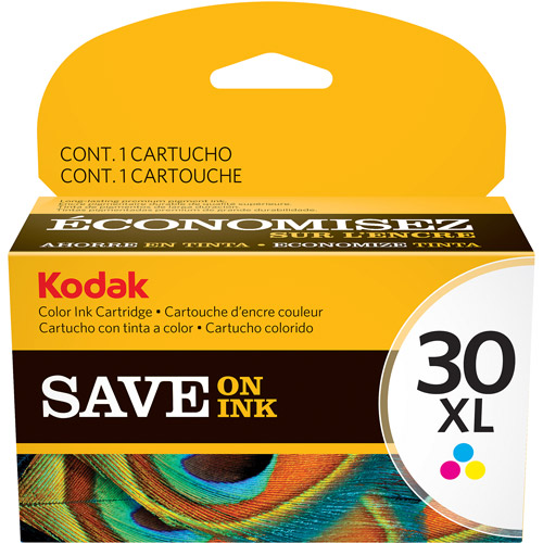 Kodak 30 Color XL Ink Cartridge