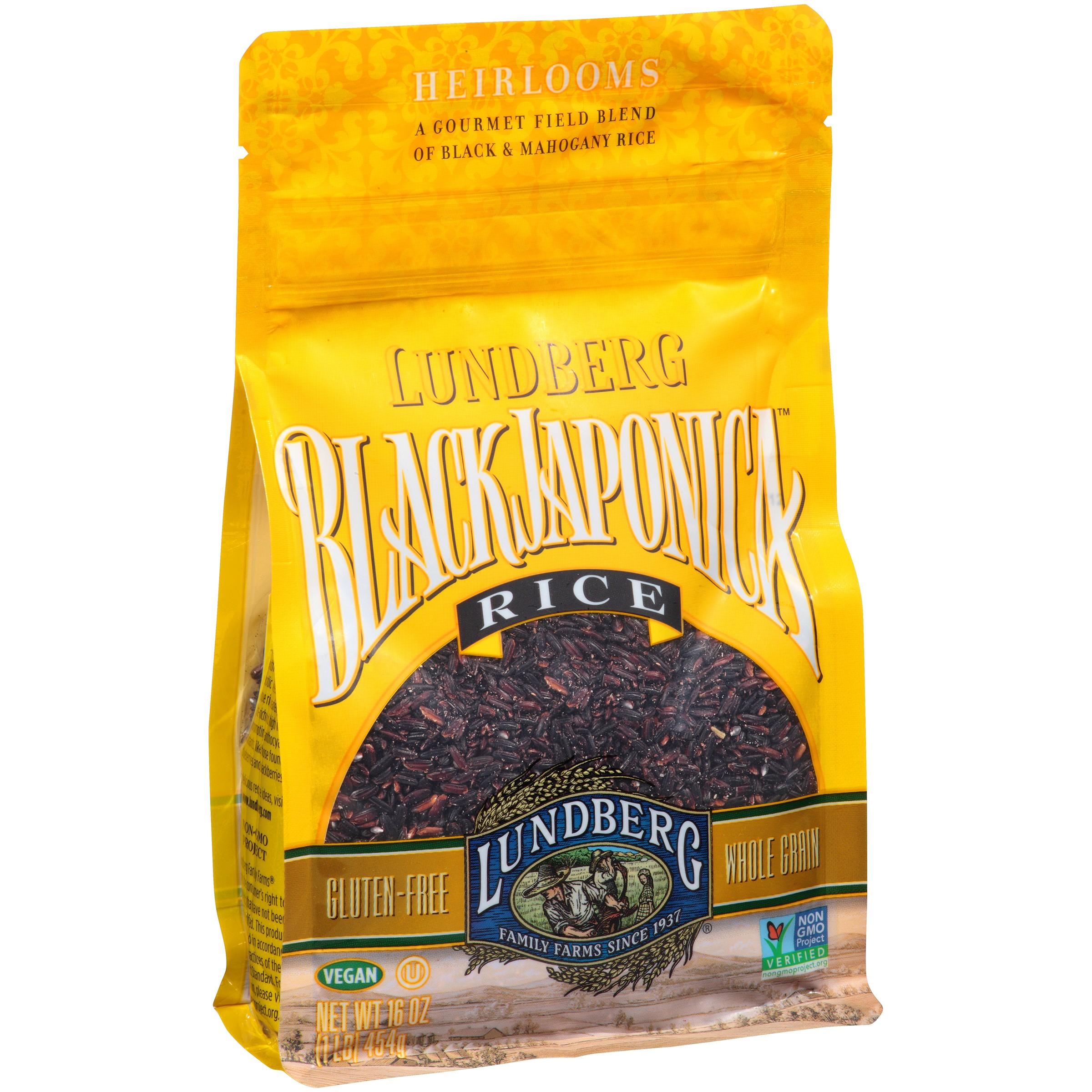 Lundberg Family Farms Black Japonica Rice, 16 oz by Lundberg Family Farms®