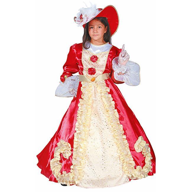 Dress Up Am-rique 439-S Nobel Dame - Petit 4-6 - image 1 de 1