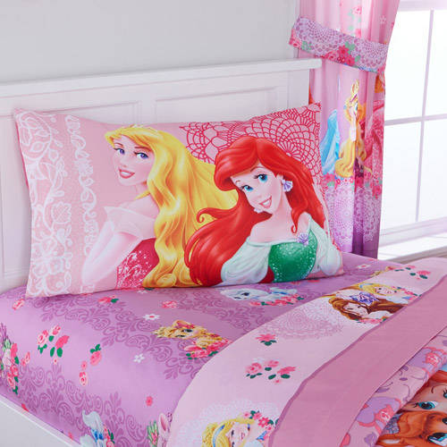 Disney Princess Palace Pets 'Fabulous Friends' Bedding Sheet Set