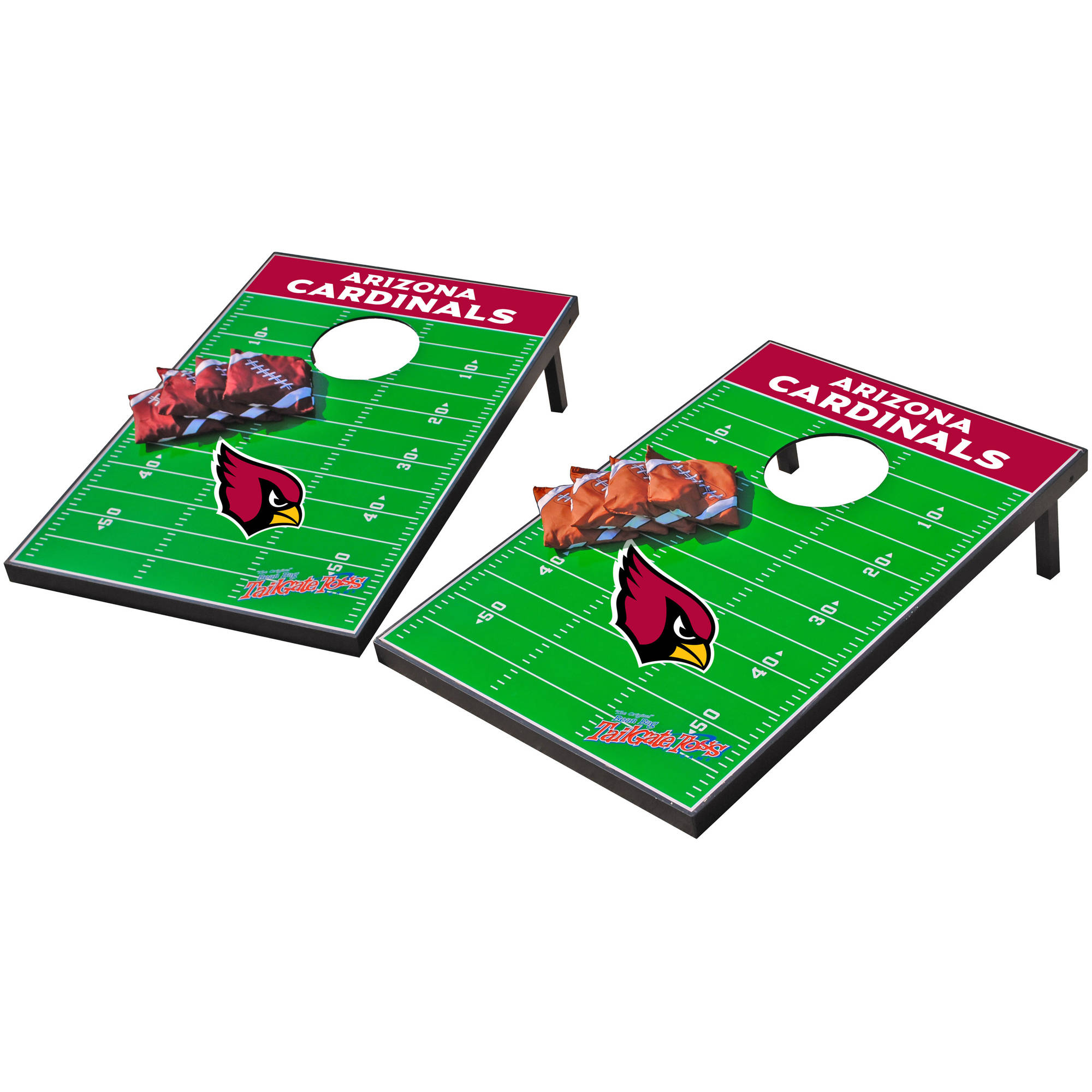 Wild Sports NFL Arizona Cardinals 2x3 Field Tailgate Toss