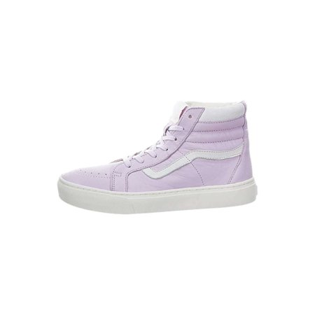 Vans Womens Sk8 Hi Cup Hight Top Lace Up Fashion - How Lace Vans