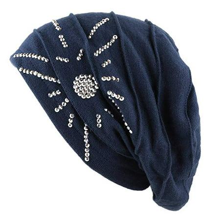 The Hatdeƿot - The Hatdeƿot Women s Knit Handmade Fleece Lined ... 584b3a2c4f3