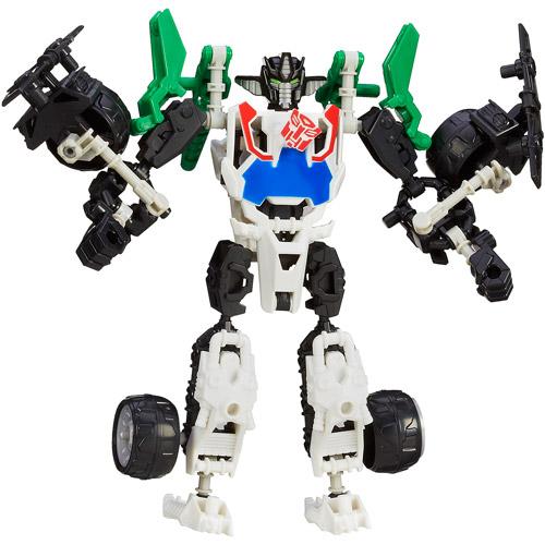 Transformers Construct-Bots Elite Class Wheeljack Buildable Action Figure