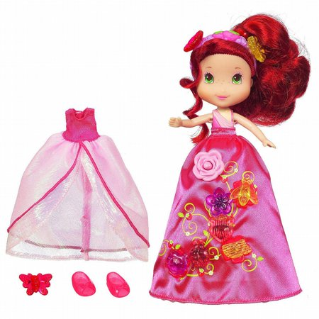 Strawberry Shortcake Berry Sparkling Charms Doll Set with Light Up Charms - Strawberry Shortcake Outfits
