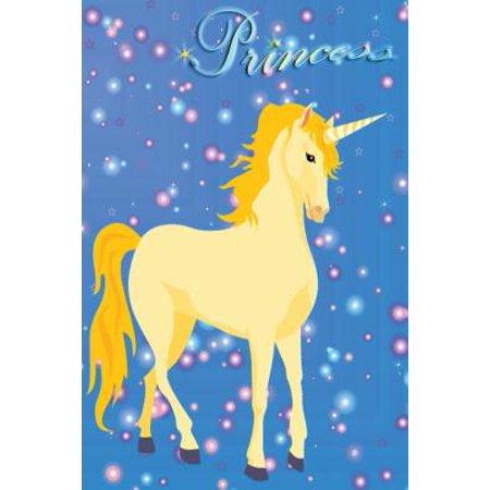 Princess Unicorn Diary - Journal - Girls - Journals For Girls