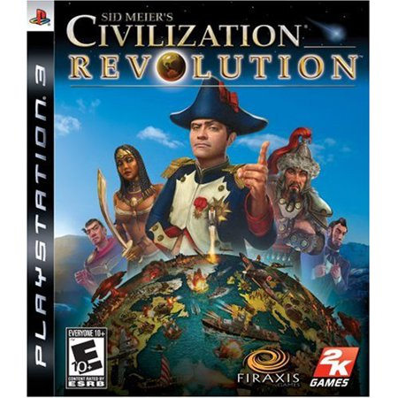 Taketwo Interactive Ps3tk237240 Take-two Sid Meier's Civilization Revolution (Ps3 Civilization)