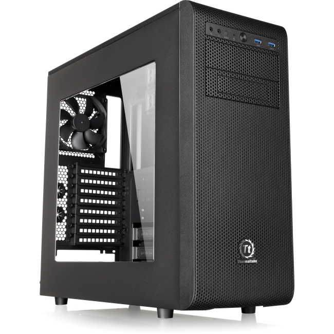 Thermaltake Core V31 Window Mid-tower Chassis