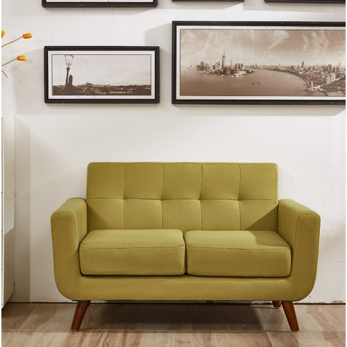 George Oliver Luciano Loveseat