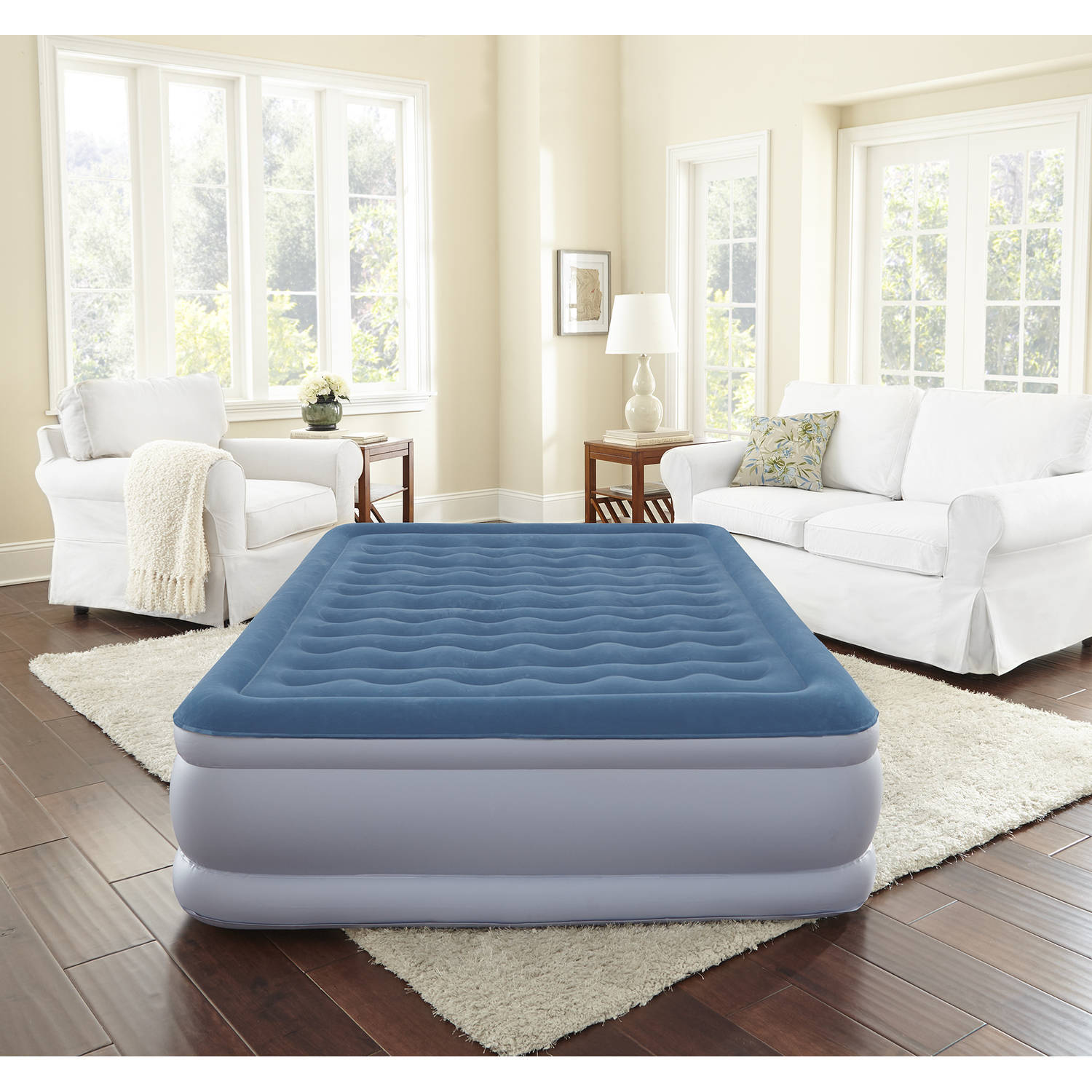simmons beautyrest extraordinaire raised air bed mattress with iflex