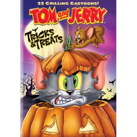 Tom & Jerry: Tricks & Treats (DVD)](Tom And Jerry Halloween Games)