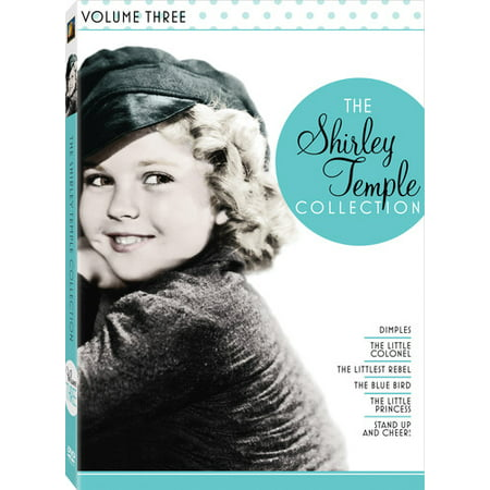 The Shirley Temple Collection: Volume 3 (DVD)