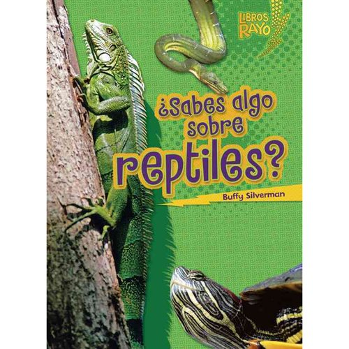 Sabes algo sobre reptiles? / Do You Know About Reptiles?