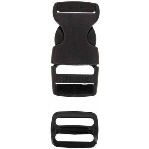 Liberty Mountain Side Release Buckle with Slider, 1""