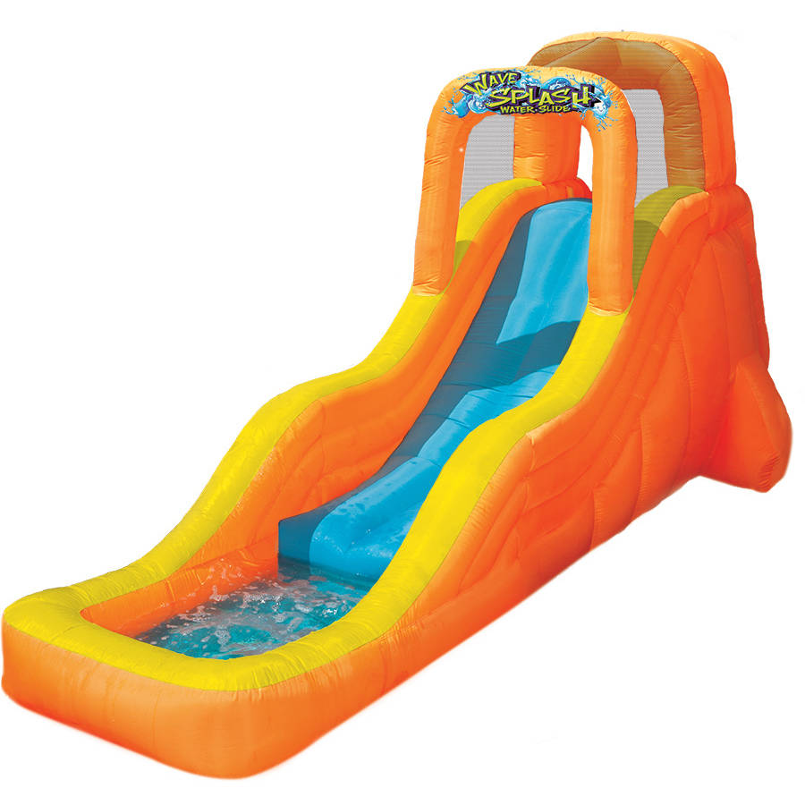 Banzai Wave Splash Water Slide